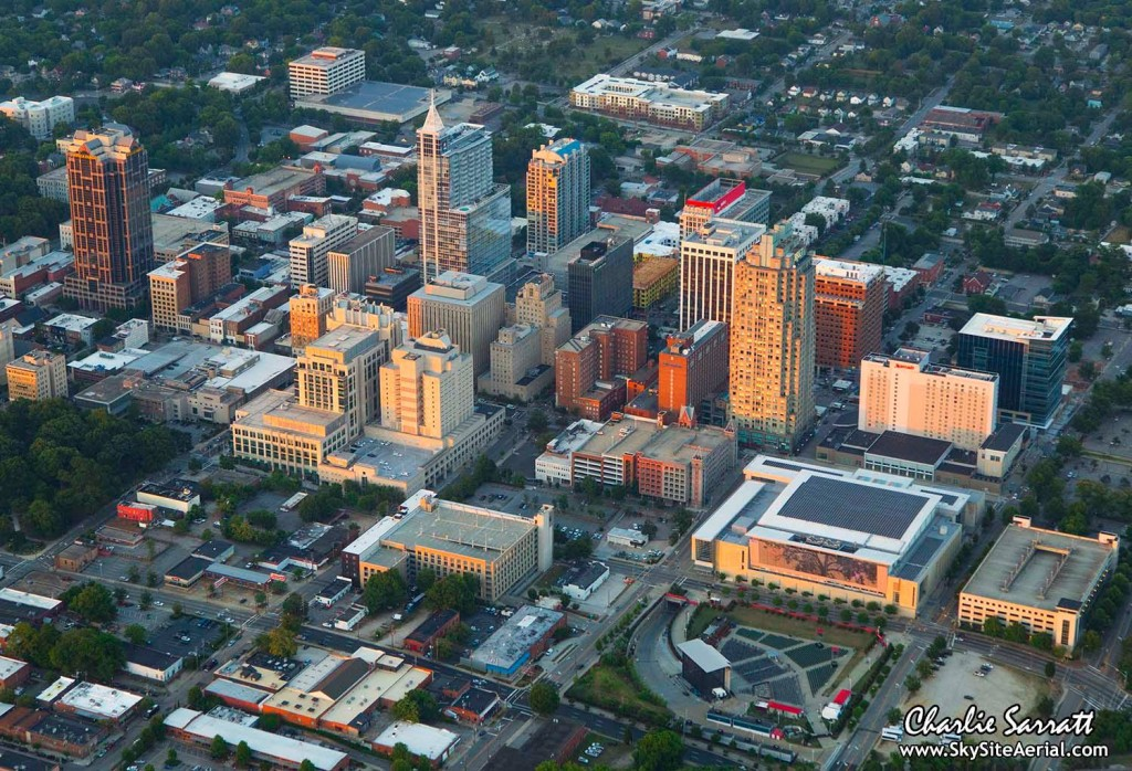 Raleigh aerial 1