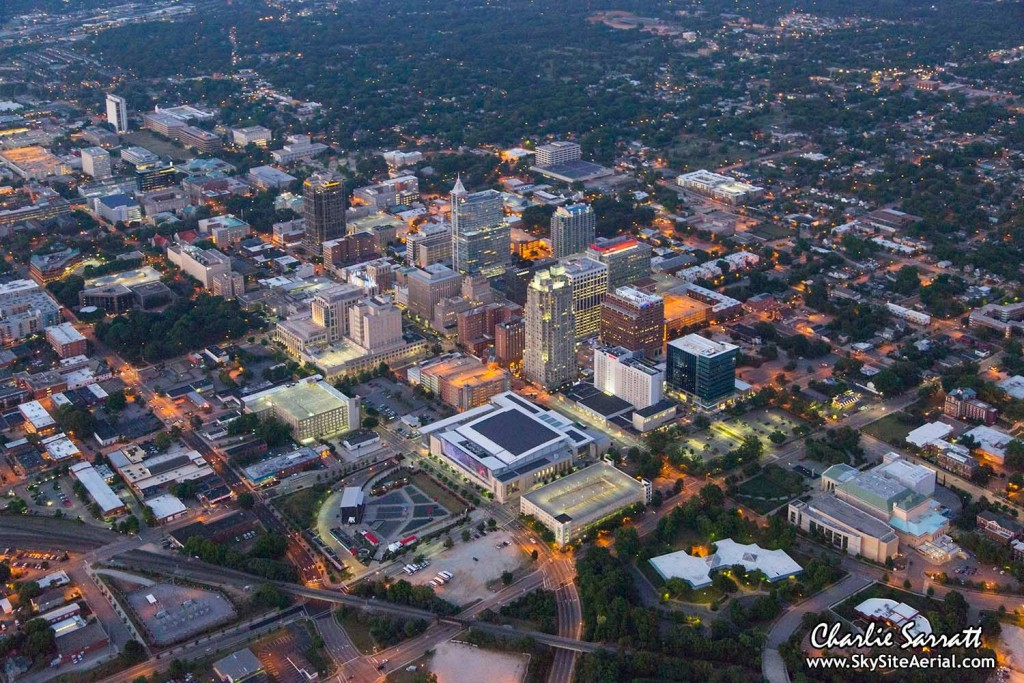 Raleigh aerial 11