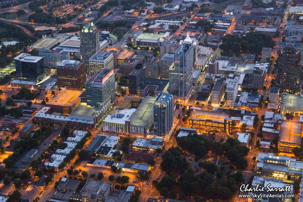 Raleigh aerial 13