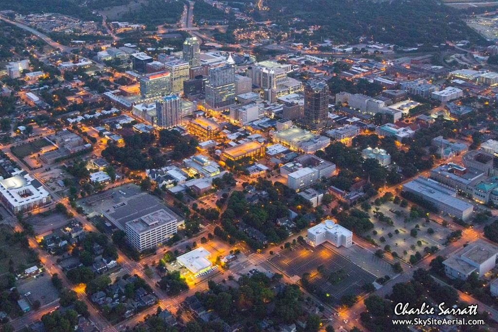 Raleigh aerial 15