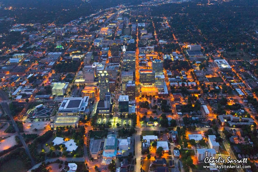 Raleigh aerial 16