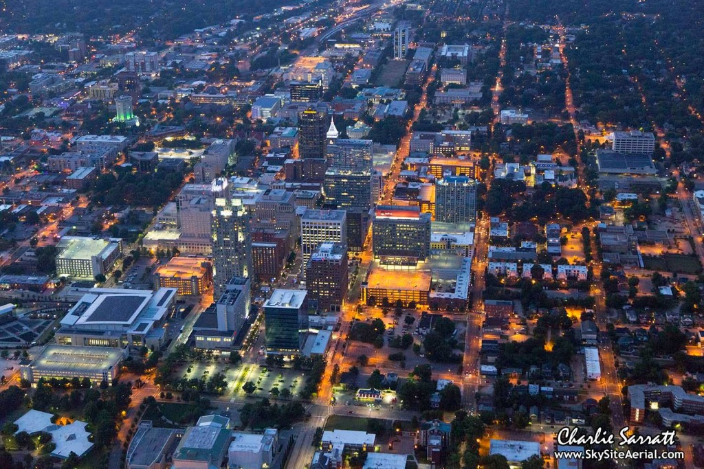 Raleigh aerial 17