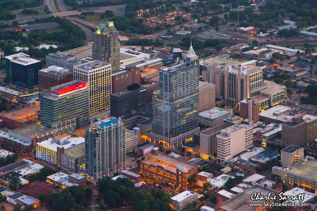Raleigh aerial 2