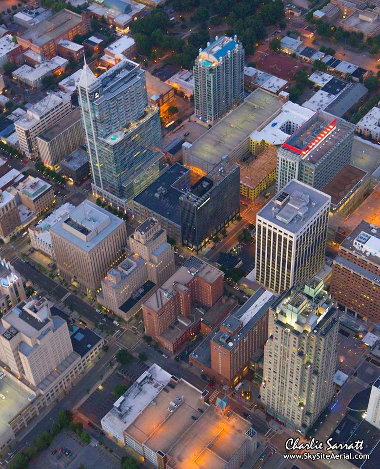 Raleigh aerial 3