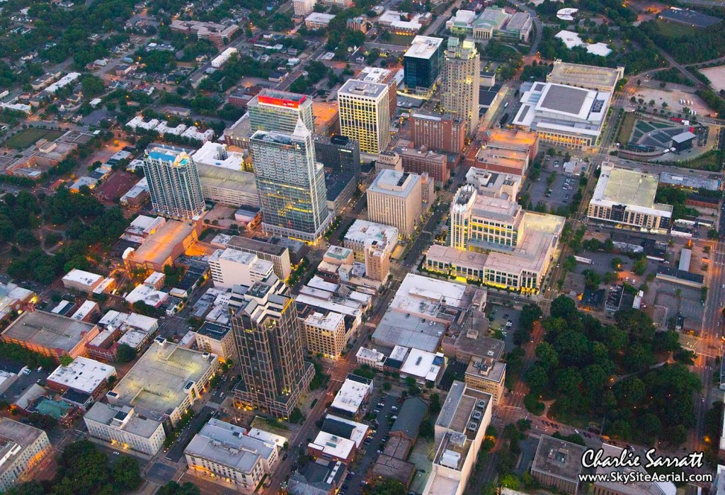 Raleigh aerial 5