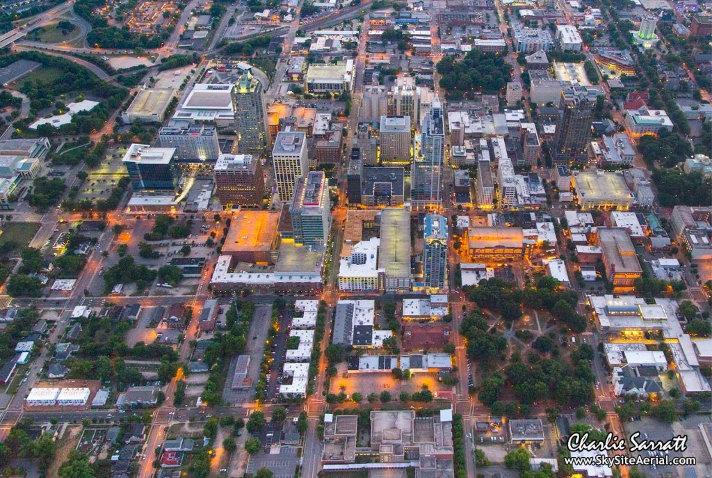 Raleigh aerial 6