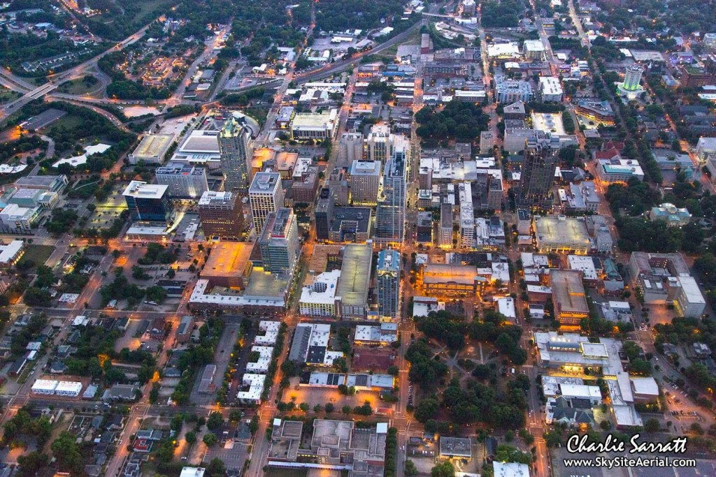 Raleigh aerial 7