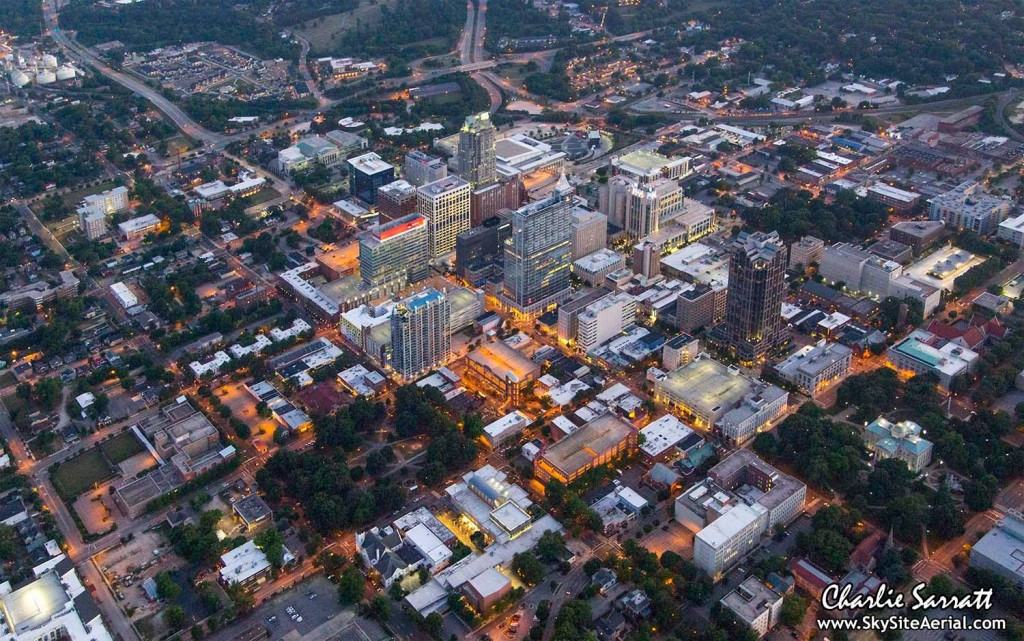 Raleigh aerial 8